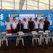 Auckland 2015 pre-race press conference highlights.