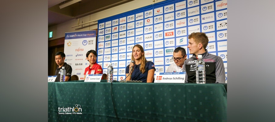 Athlete chatter ahead of #MiyazakiWC