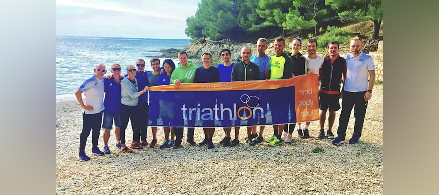 ITU Level 2 Coaches Course is held in Croatian city of Pula