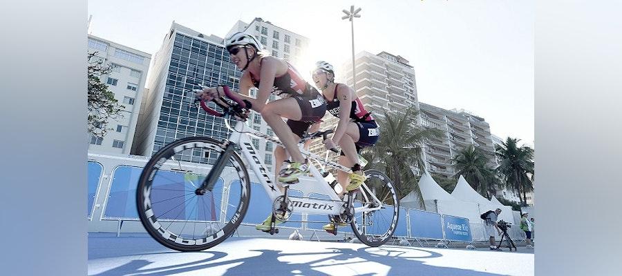 Paratriathletes selected for Rio Paralympics