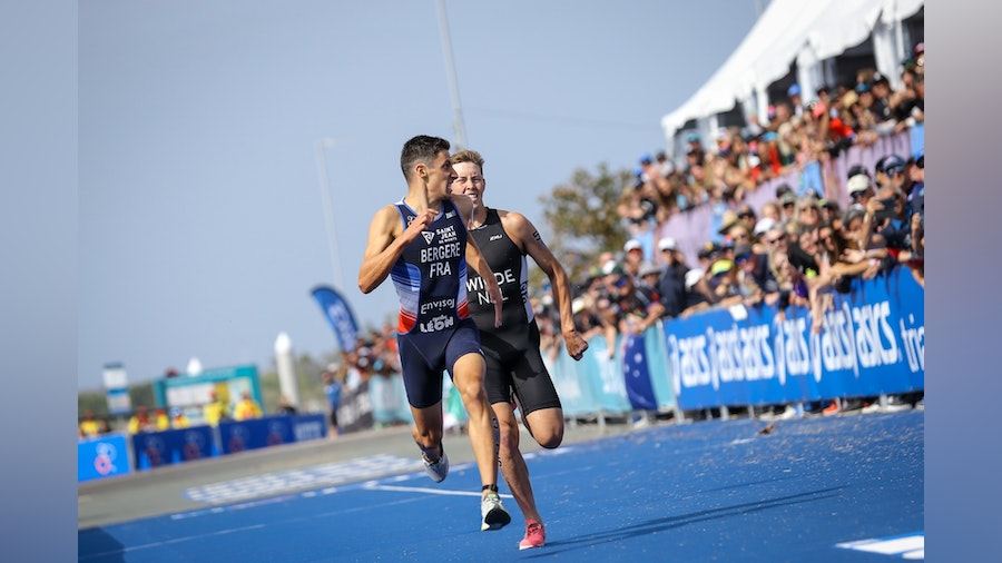 Triathlon Mixed Relay's Olympic debut ready to take centre stage at Tokyo 2020