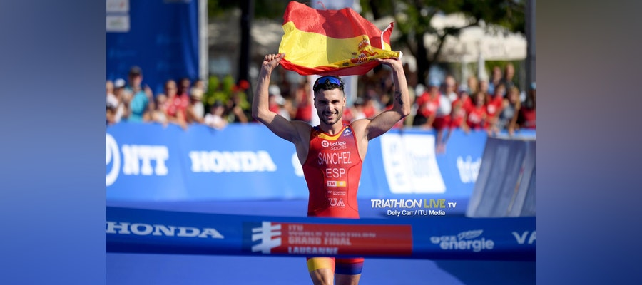 Spain's Roberto Sanchez crowned U23 World Champion