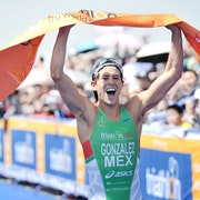 Speedy Gonzalez races to first World Cup win
