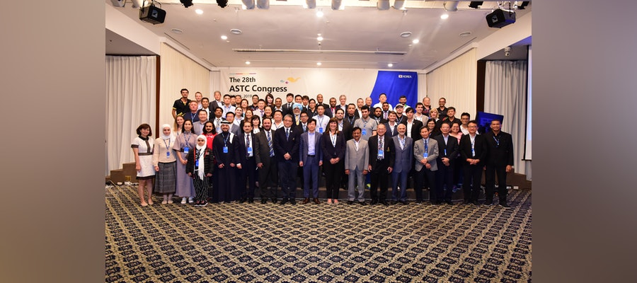 Mr. Justin Park re-elected President of the Asian Triathlon Confederation