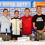 San Diego Pre-race Press Conference Highlights