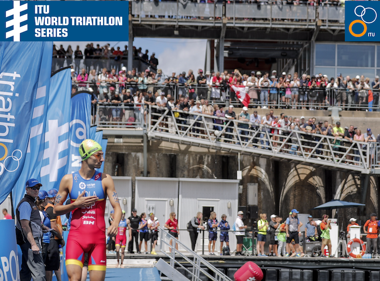 Bidding for World Triathlon Series 2019 opens