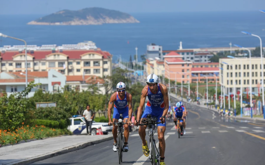 Triathlon action returns to Asia for Weihai World Cup