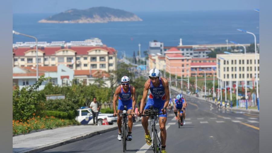 Triathlon action returns to Asia for Weihai World Cup
