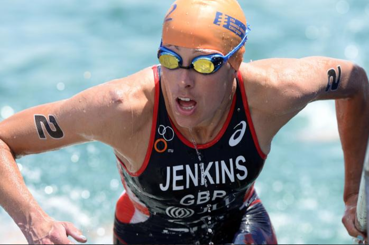 Former World Champion Helen Jenkins awarded MBE