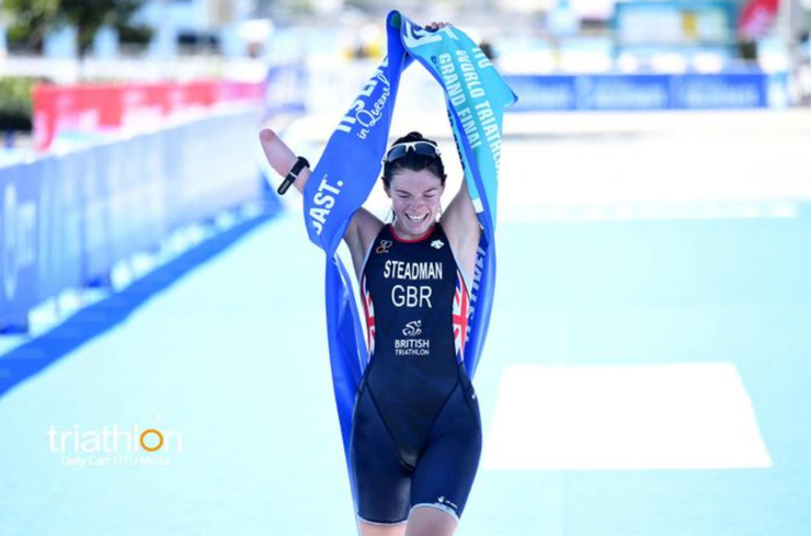 Fresh faces and big names set for challenging 2019 World Paratriathlon Series