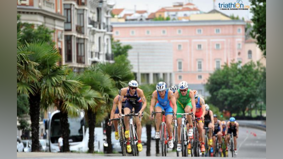 Richard Murray returns to action on new-look Madrid World Cup course