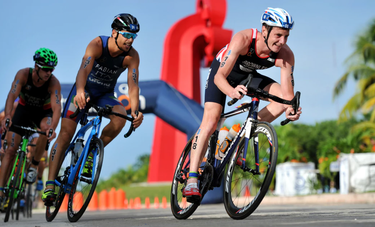 Alistair Brownlee is back and ready to race Cagliari World Cup