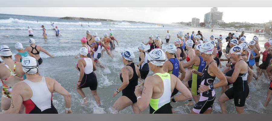 Inspiring figures behind Israel's Herzliya Women's Triathlon