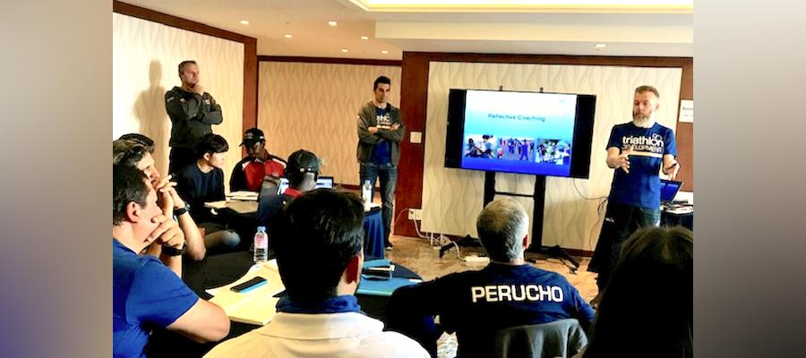 Korean Triathlon Federation-ITU Triathlon Coaching Education Programme