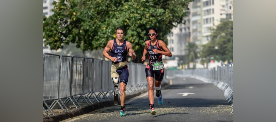 World Paratriathlon Series heads to Montreal for third stop of 2019