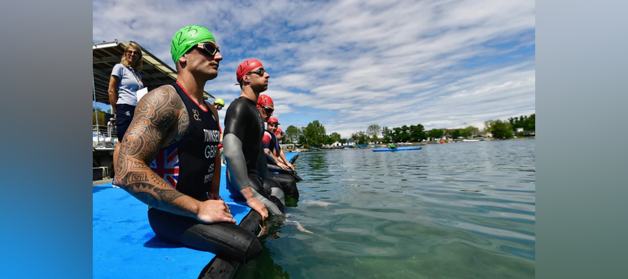 Paratriathlon World Cup set to give taste of Tokyo 2020 conditions