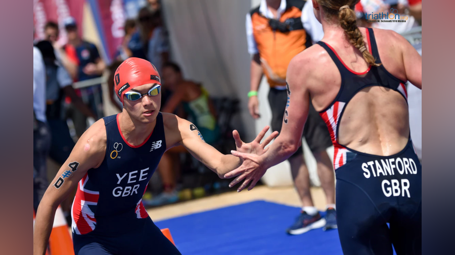 Sunday's Mixed Relay set to give taster of Olympic debut
