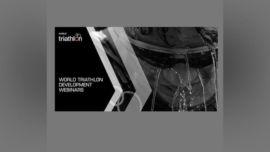 World Triathlon Development launches series of educational webinars
