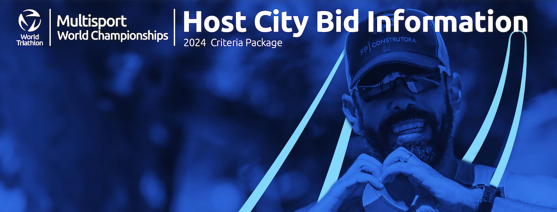 Bids Open For 2023 & 2024 World Triathlon Championship Finals