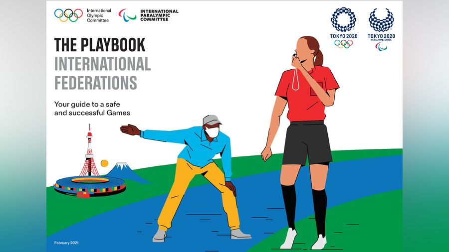 Tokyo 2020 releases the first edition of the Games Playbook