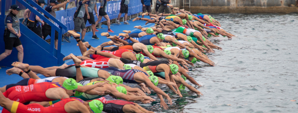 The World Triathlon Sprint & Relay Championships Bermuda will not take place in 2021