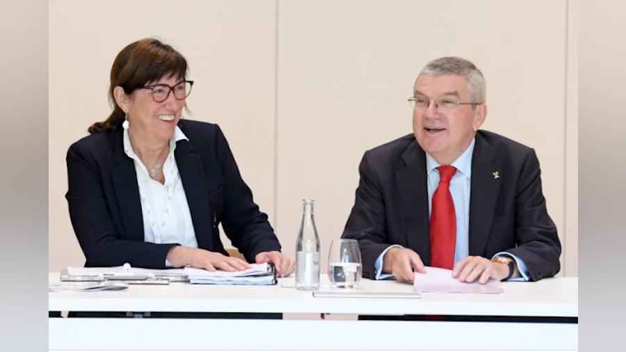 Marisol Casado named member of the IOC Future Host Commission
