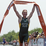 Brendan Sexton (AUS) breaks through with first ITU World Cup title