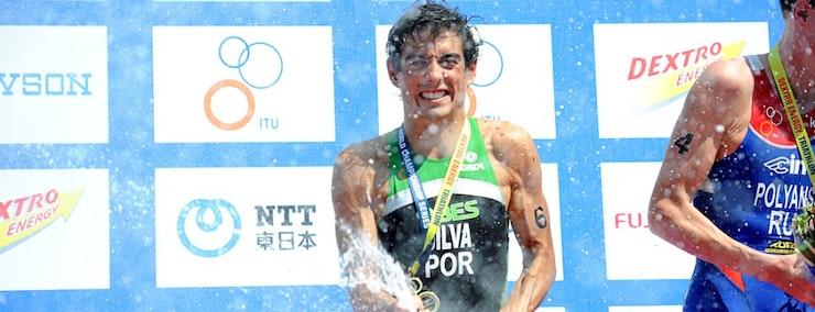 Gold for Silva in Yokohama