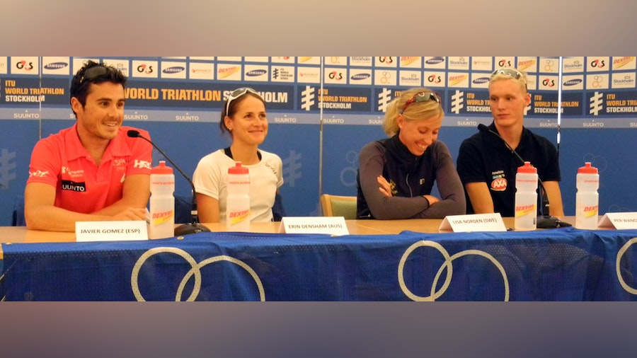ITU World Triathlon and Mixed Relay Stockholm Press Conference Highlights