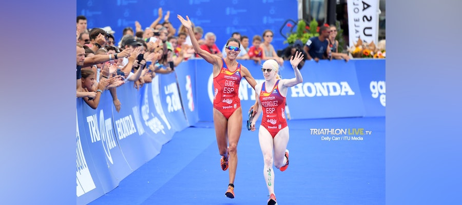 2019 World Paratriathlon Champions crowned at Lausanne Grand Final