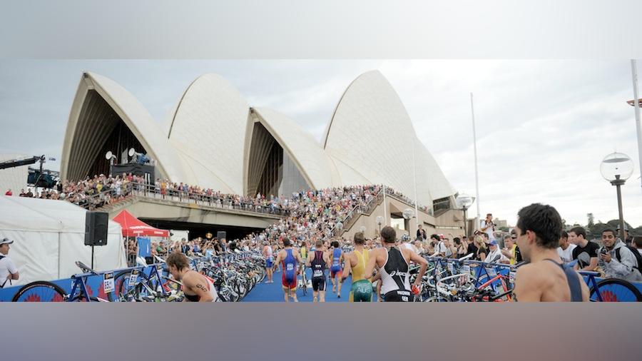 Podium wide open as ITU World Triathlon Series gets underway in Sydney
