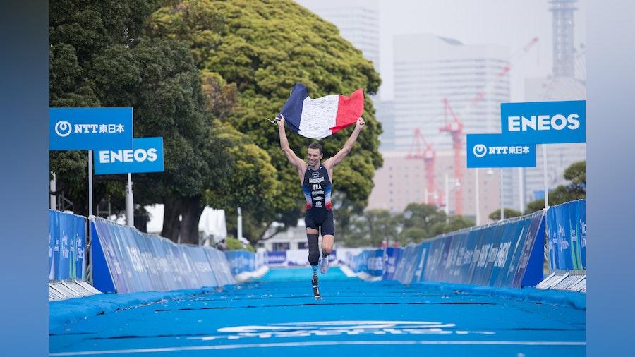 Golden day for USA as para triathlon returns with WTPS Yokohama