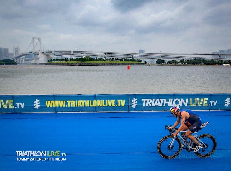 TriathlonLIVE para la mejor acción en vivo