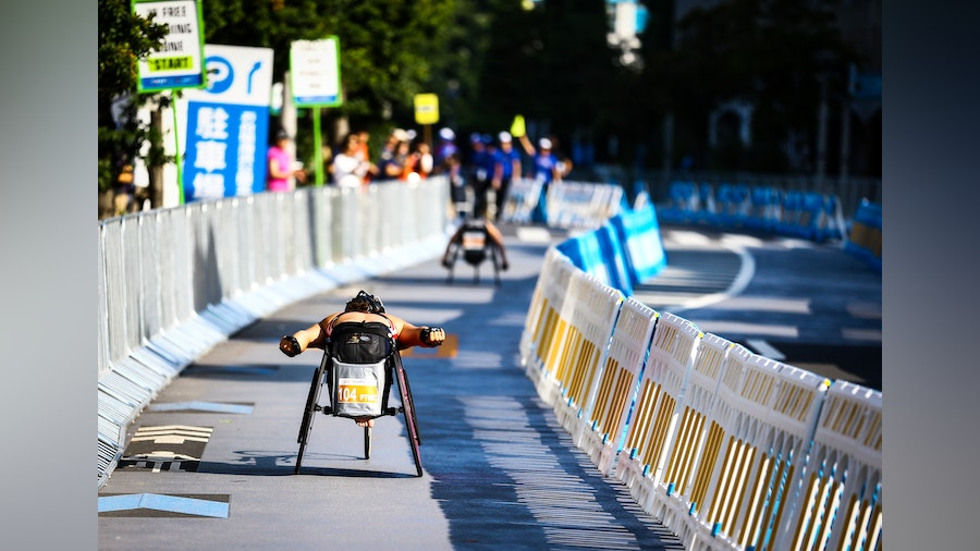 Para Triathlon to take centre stage at the Paralymic Games in Tokyo
