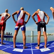 PATCO Pan American Triathlon Championships kick off blockbuster 2012