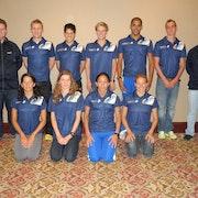 Young talent headlines Team ITU at Edmonton World Cup