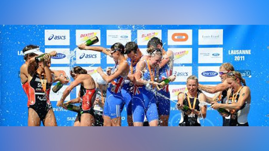 Triathlon Mixed Relay added to 2014 Glasgow Commonwealth Games