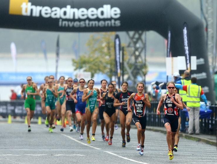 Threadneedle Rankings launched for 2014 ITU World Triathlon Series