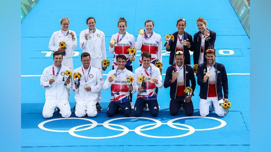 Great Britain bring home historic Olympic Mixed Relay Gold at Tokyo 2020