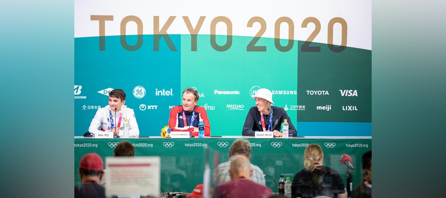 The talk from Tokyo: With Olympic medallists and athletes - men's race