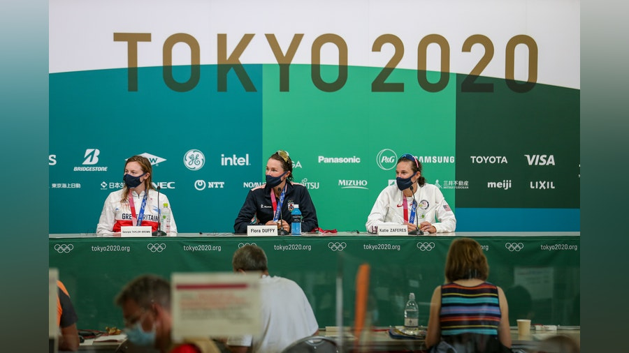 The talk from Tokyo: With Olympic medallists and athletes - women's race