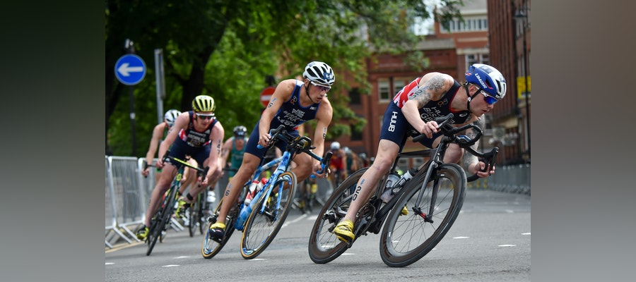 WTCS Leeds set to sizzle with men's Olympic places in the balance