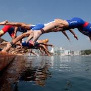 ITU World Cup season shifts to Tongyeong, Korea