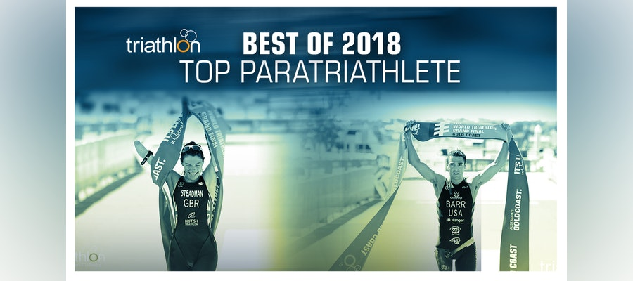 Best of 2018: Top Paratriathlete