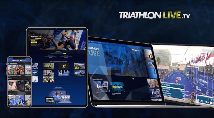 ITU Launches All-New TriathlonLive Streaming Platform Ahead Of WTS Season