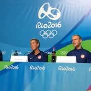 Rio Olympics: USA Men chat with media