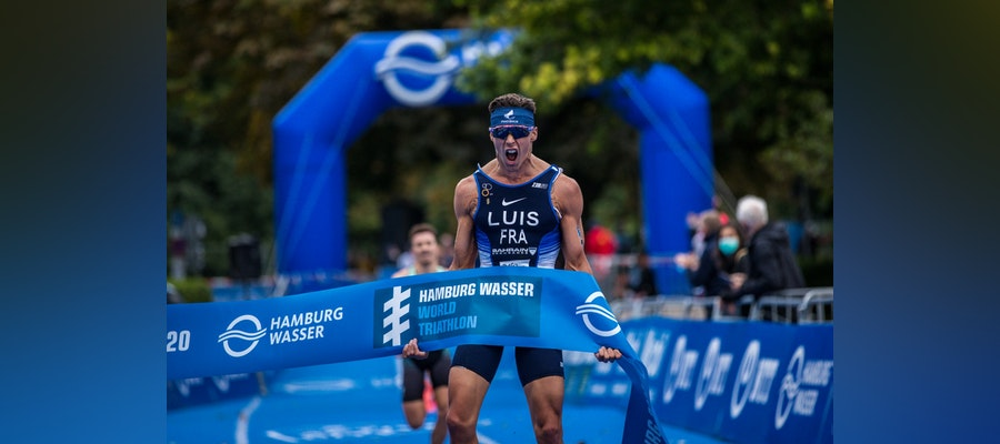 Vincent Luis heroic in Hamburg to become 2020 World Champion