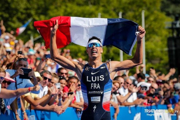 Luis crowned ITU World Champion, Blummenfelt discovers WTS gold in Lausanne