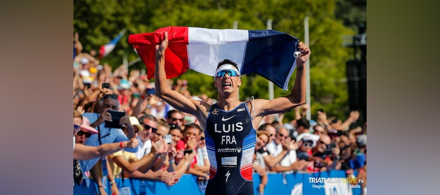 Luis crowned ITU World Champion, Blummenfelt discovers WTS gold in Lausanne