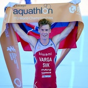Varga victorious at Aquathlon World Champs a fourth time